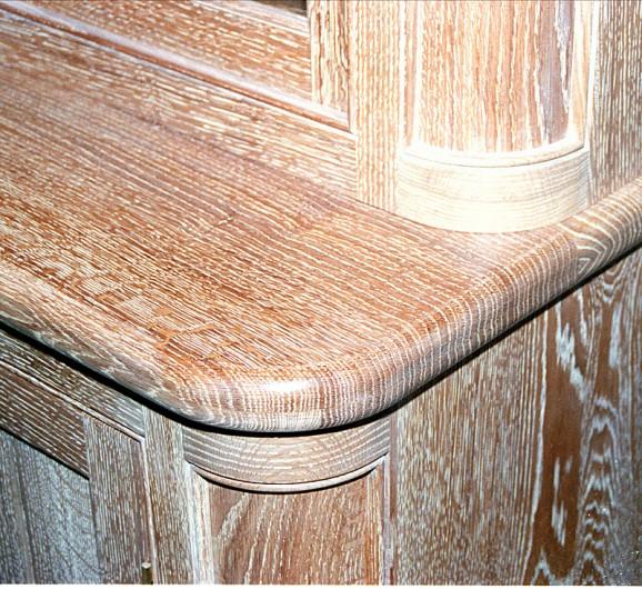 Elegant Limed Oak Dresser; Limed Oak Dresser; Limed Oak Dresser