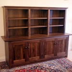 American Black Walnut dresser