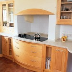 Oiled maple kitchen
