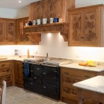 Burr Oak Farmhouse kitchen