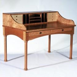 Shaker style cherry desk