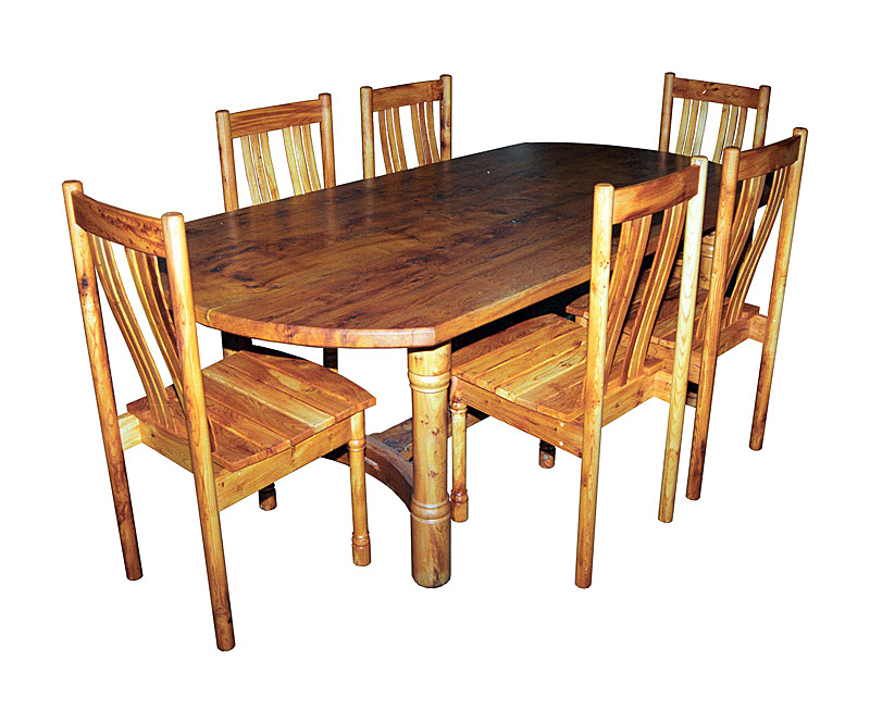 Yew Dining Table And Chairs Yew Dining Table Chairs