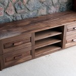 Sideboard in Walnut for TV