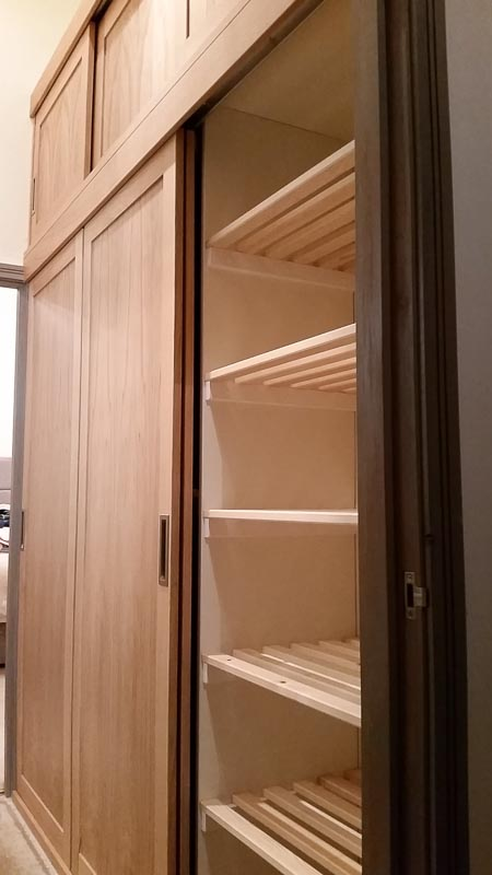 Sliding door wardrobe-1