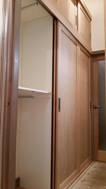Sliding door wardrobe-2