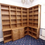 Study bookcases and cabinets