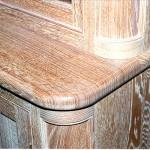 Limed oak dresser