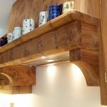 Burr Oak Farmhouse kitchen