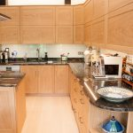 Super deep 80cm worktops give plenty of space for appliances